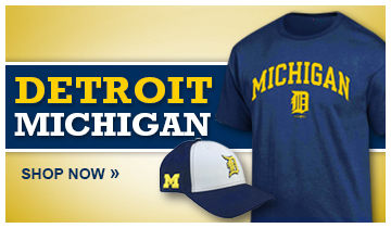 Tigers Apparel - University of Michigan