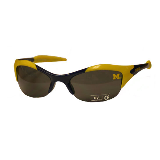 University of Michigan Yellow Sunglasses