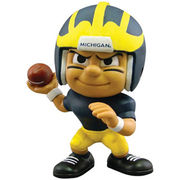 Michigan Quarterback Lil' TeamMates Toy