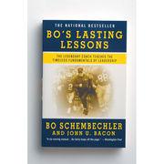 Bo's Lasting Lessons Book By Bo