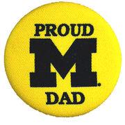 Legacy University of Michigan Proud Dad