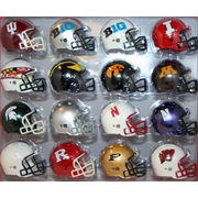 Ridell Set of 16 Big Ten Conference Mini