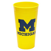 30oz Tumbler Yellow Michigan
