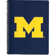 Overly University of Michigan Spiral