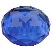 LXG University of Michigan Blue Crystal