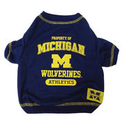 University of Michigan Pet Tee Shirt