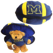 Plushland University of Michigan