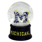 Michigan Snow Globe