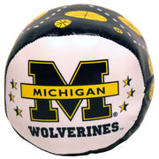 Soft 4'' Michigan Basketball