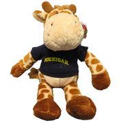 Stuffed Michigan Giraffe