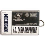 Michigan Thumb Notch ID Card Dispenser
