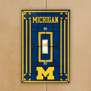 Art Glass Michigan Light Switch