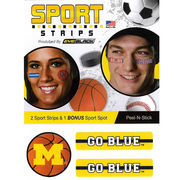Eye Black University of Michigan