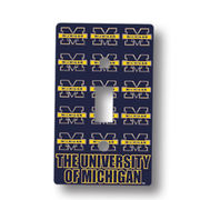 Light Switch Plate Univ. of Michigan