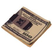 Sutters Mill Michigan Money Clip