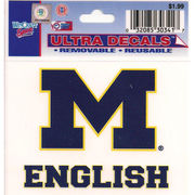 WinCraft University of Michigan English
