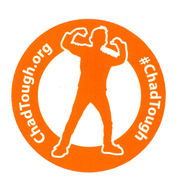 Chad Carr #ChadTough Foundation Helmet