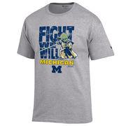 Champion University of Michigan Star