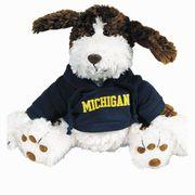 Gund University of Michigan Dog ''Ben''