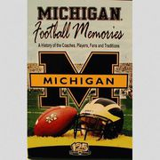DVD Michigan Football Memories