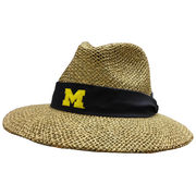 The Game University of Michigan Straw