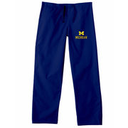 Navy Michigan Gel Scrub Pant