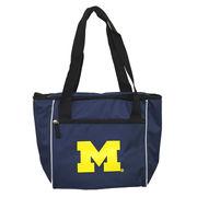Logo University of Michigan Chevron