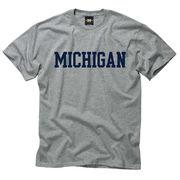 University of Michigan Tee Shirt by New