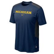 Nike University of Michigan Navy