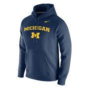 Nike University of Michigan Navy Stadium