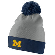 Nike University of Michigan Navy and