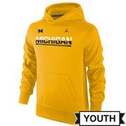 Jordan University of Michigan Football