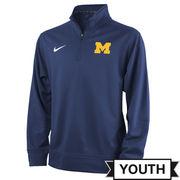 Nike University of Michigan Youth Navy