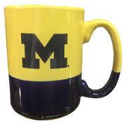 Neil University of Michigan Split Color