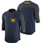 Nike University of Michigan Navy/Heather