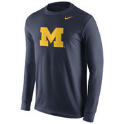 Nike University of Michigan Navy Long