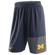 Nike University of Michigan Navy Fly