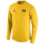 Jordan University of Michigan Yellow