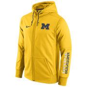 Nike University of Michigan Yellow