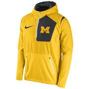 Nike University of Michigan Yellow Speed