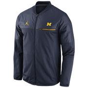 Nike University of Michigan Navy Elite