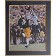 University of Michigan Football Framed