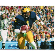 University of Michigan Football Anthony