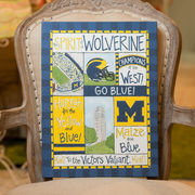 Glory Haus University of Michigan Spirit