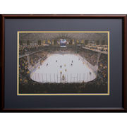 Framed Yost Ice Arena Print
