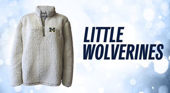 Michigan Gifts for Little Wolverines