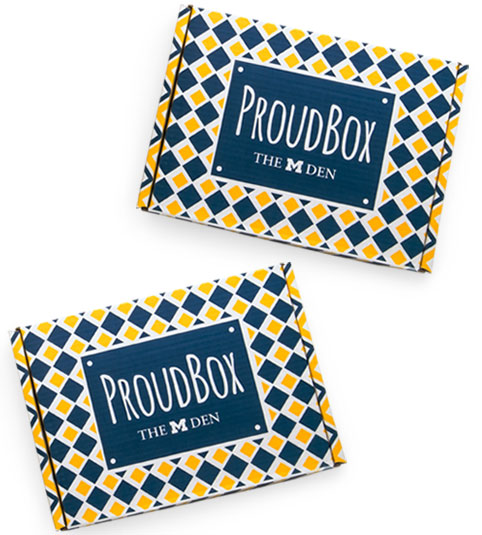 Two ProudBoxes