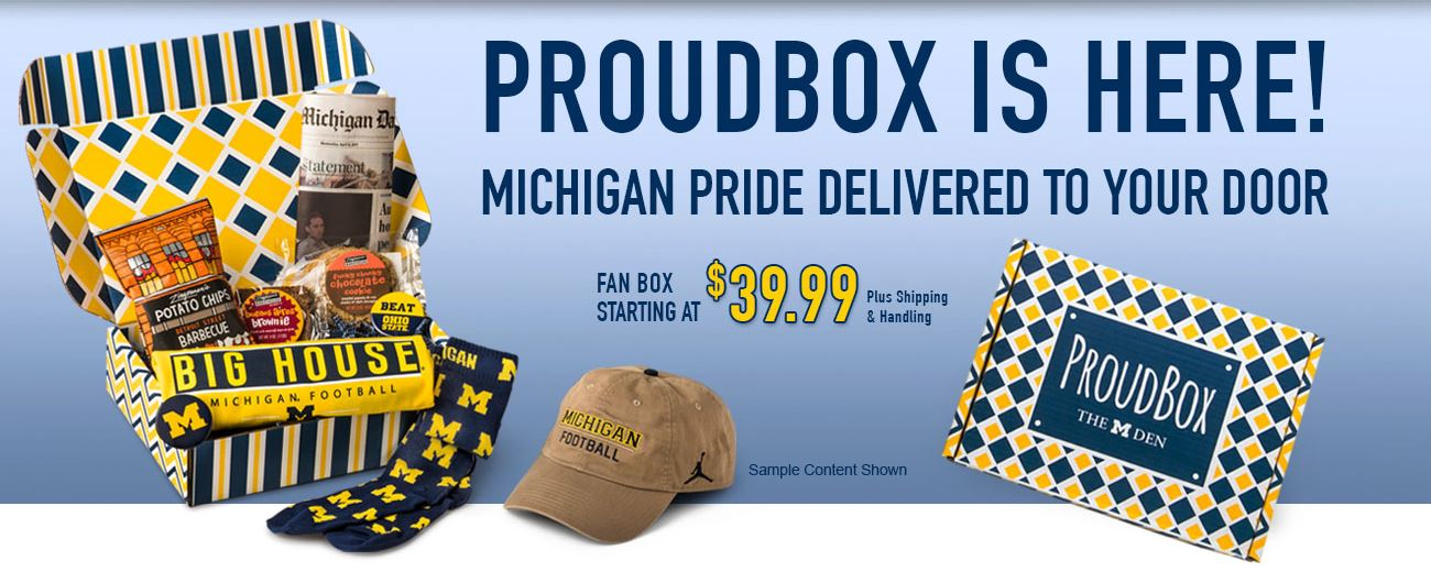 daca8f34517 ProudBox - Michigan Pride Delivered Monthly - The M Den