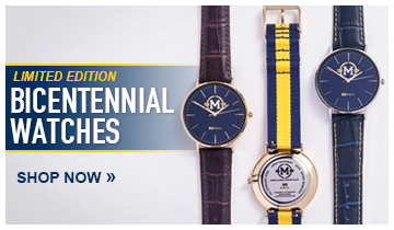 200 Years of Excellence. Shop the University of Michigan Bicentennial Collection now at The M Den!