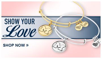 University of Michigan alex & ani bracelets